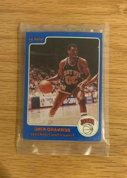 1984-85 Star New York Knicks 12 Card Original Sealed Team Se