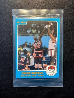 1985-86 STAR COMPANY FACTORY SEALED NY KNICKS TEAM SET - PAT