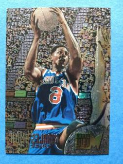 1995 96 new york knicks basketball card