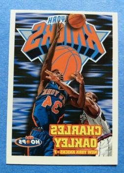 1997-98 Hoops New York Knicks Basketball Card #105 Charles O
