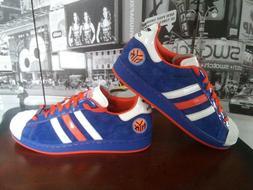 2007 Adidas Superstar 1 New York Knicks Suede sneakers  0141