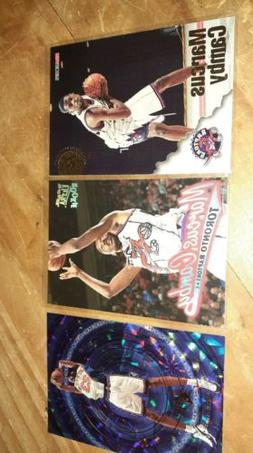 3) Lots 1999-00 SPx Basketball Spxtreme #X3 Marcus Camby New