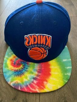 NEW ERA 59FIFTY NBA BASKETBALL HAT CAP NEW YORK NY N.Y. KNIC