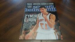BRAND NEW UNREAD 2012 NBA NEW YORK KNICKS JEREMY LIN SPORTS