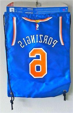 FOCO New York Knicks Jersey Back Pack/Sack Drawstring Gym Ba