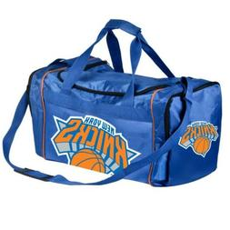 * Forever Collectibles NBA Core Duffel Gym Bag - New York Kn