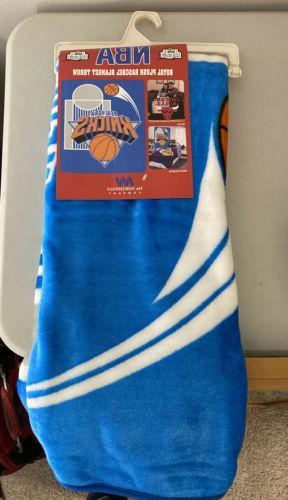 1994 new york knicks 50x60 royal plush