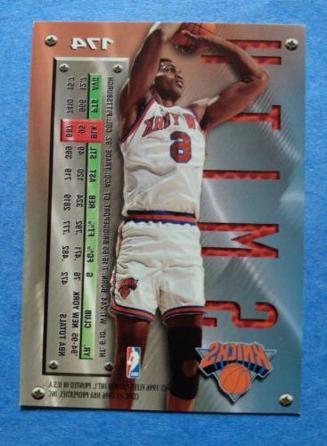 Knicks Charles Smith