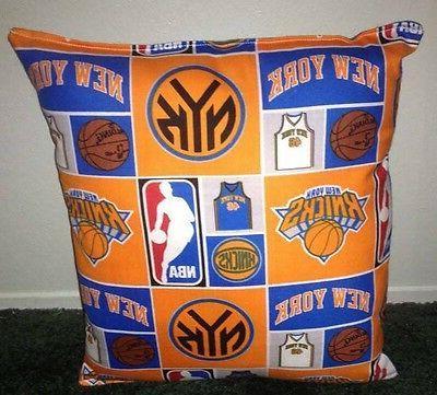 knicks pillow new york knicks pillow nba