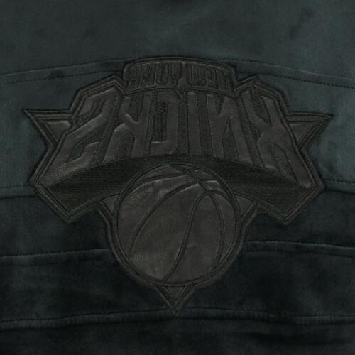 FISLL Basketball New York Velour Hoodie