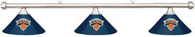 nba new york knicks blue metal shade