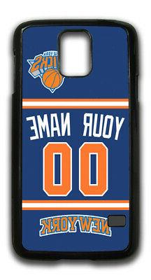 NBA New York Knicks Personalized Name/Number Samsung Phone C