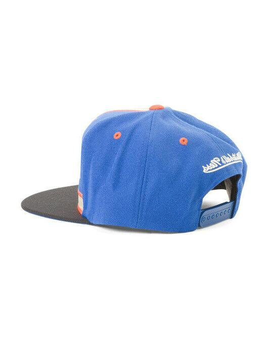 NEW Knicks Mitchell NBA Basketball Cap