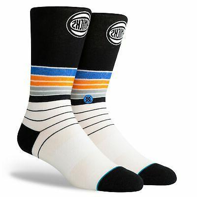 new york knicks baseline dress socks
