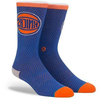 new york knicks jersey socks