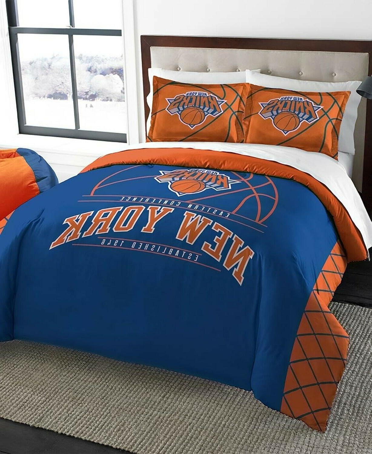 new york knicks nba basketball full queen