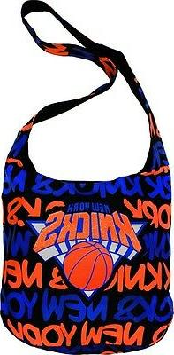 New York Knicks NY NBA Robin Ruth Round Bag Purse Tote Bookb