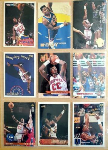 PATRICK EWING New Knicks Lot Different NBA