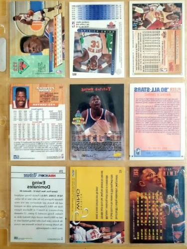 PATRICK Knicks Lot of Different