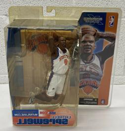 Latrell Sprewell New York Knicks Series 3 McFarlane Figure /