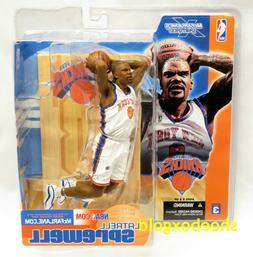 Latrell Sprewell, New York Knicks, Series 3 McFarlane Figure