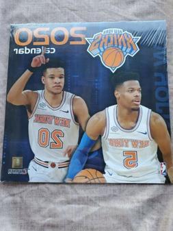 Turner Licensing 2020 New York Knicks Calendar NBA
