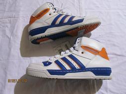 Mens Size 12 OG Adidas 789002 TreFoil Retro Ewing New York K