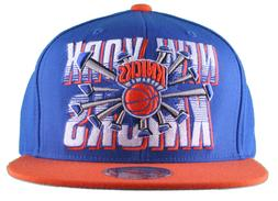 Mitchell & Ness New York Knicks Orange Blue NBA Backboard Br
