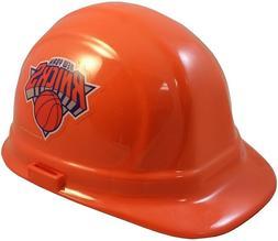 New York Knicks NBA Hard Hat with Pin Lock Suspension