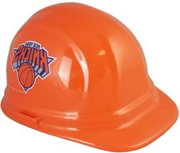 "NBA HARD HATS ""NEW YORK KNICKS"" Pin or 6 Point Ratchet Susp"