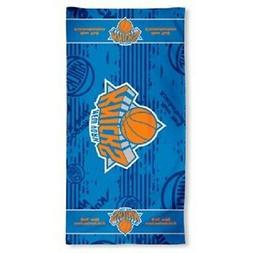 """NBA New York Knicks Wincraft 30"""" X 60"""" Fiber Reactive Beach"""