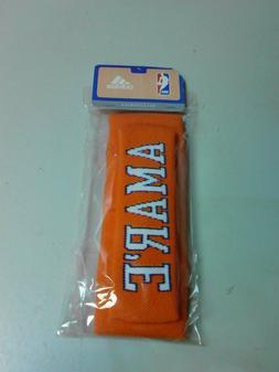 NBA NEW YORK KNICKS AMAR'E STOUDEMIRE #1 HEAD&WRIST BAND SET