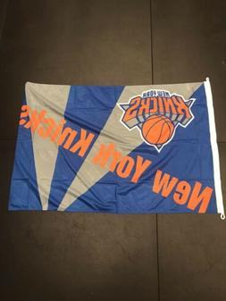 NBA New York Knicks Basketball Banner Memorabilia NEW 42""