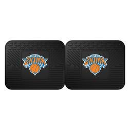 Fanmats NBA New York Knicks Car Truck 2 Utility Heavy Duty R