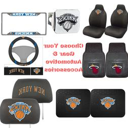 NBA  New York Knicks Choose Your Gear Automotive Accessories