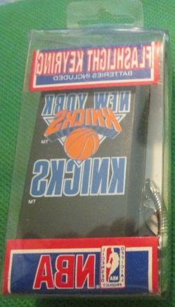 NBA NEW YORK KNICKS Flaslight keyring key chain keychain 2.7