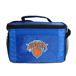 NBA New York Knicks Insulated Lunch Cooler Bag with Zipper C