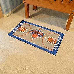 FANMATS NBA New York Knicks Nylon Face NBA Court Runner-Smal
