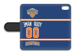 NBA New York Knicks Personalized Name/Number iPhone iPod Wal