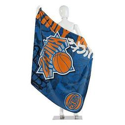 "NBA New York Knicks Soft Fleece Throw Blanket 50"" X 60"" - Of"
