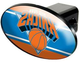 NBA New York Knicks TOW HITCH COVER car/truck/suv trailer 2""