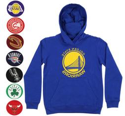 Outerstuff NBA Youth Primary Logo Team Color Fleece Hoodie,