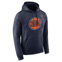 New Nike 2019-2020 New York Knicks City Edition Club Logo Ho