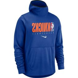 New 2020 Nike New York Knicks Spotlight Performance Pullover