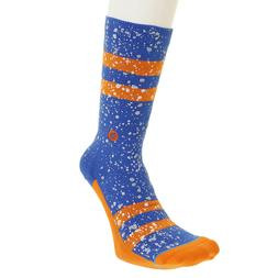 New Men's Stance NBA New York Knicks Socks  - Sz Large