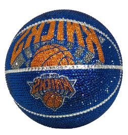NEW NBA New York Knicks Basketball Made with Swarovski® Cry