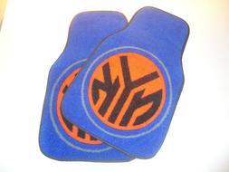New FANMATS New York KNICKS Logo Universal NBA 2 Piece Front