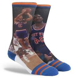 New with tags Stance Socks New York Knicks Charles Oakley/Jo