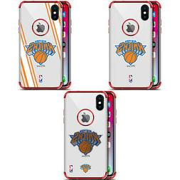NBA NEW YORK KNICKS 2 RED SHOCKPROOF FENDER CASE FOR iPHONE