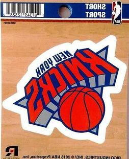 "New York Knicks 3"" Vinyl Sport Die Cut Decal Bumper Sticker"